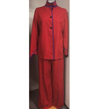 Etro Milano women's suits Etro Milano - Red