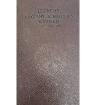 Hymns Ancient & Modern Revised Tonic Sol Fa Hardback