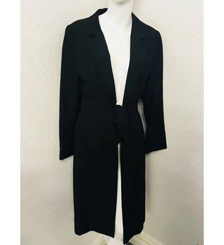 Paddy Campbell Designer Jacket - Size: 10 - Black - Smart jacket / coat