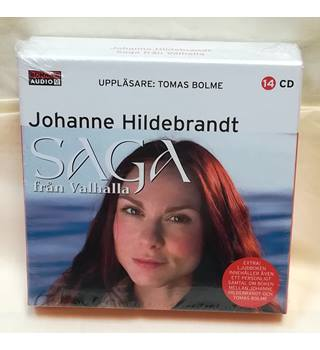 Saga från Valhalla - Johanne Hildebrandt [Audiobook 14xCD New and sealed]