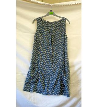 White Stuff Dress - Size: 8 - Blue
