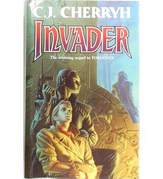 The invaders [First edition]