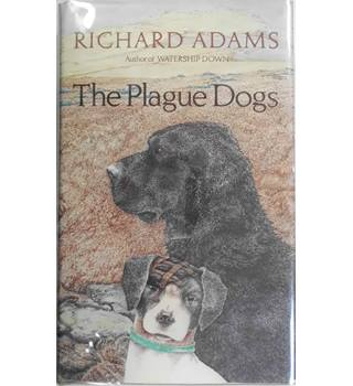 The plague dogs [First edition]