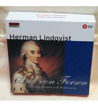 Herman Lindqvist ‎– Axel Von Fersen - Kvinnotjusare Och Herreman [9xCD in EXCELLENT Condition]