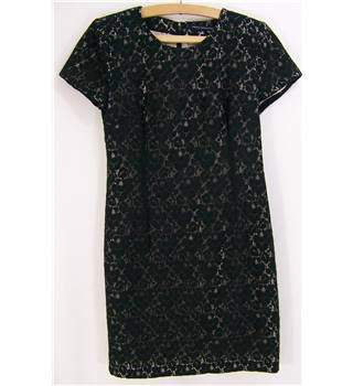 French Connection - Size 10 - Black short lace dress