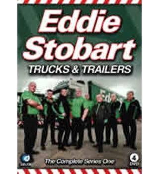 EDDIE STOBART - TRUCKS AND TRAILERS THE COMPLETE SERIES 1