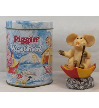 Piggin Weather - Collectible World Studios