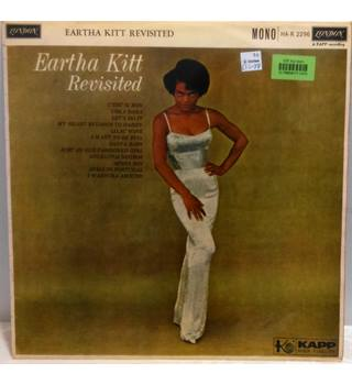 Eartha Kitt ‎– Revisited - Vinyl