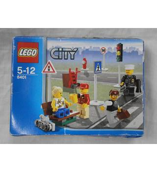 LEGO City set 8401