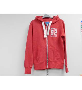 Koopoi - Size: M - Red - Hoodie