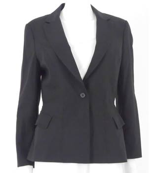 Reiss Smart Black Jacket Size 12