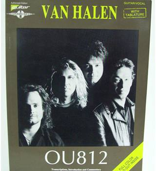 Van Halen - Sheet music Collection