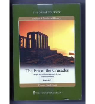 The Era of the Crusades (sealed DVDs & book lecture set) / Professor Kenneth W. Harl