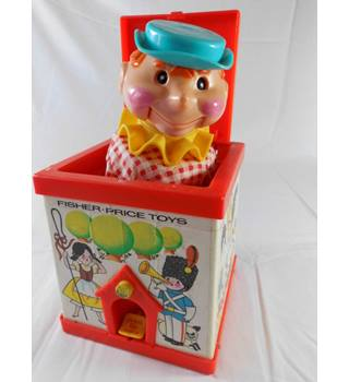 Jack in the Box Fisher Price