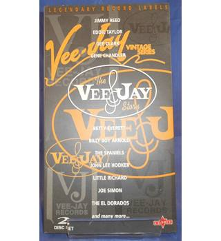 Legendary Record Labels:  The Vee Jay Story - Various