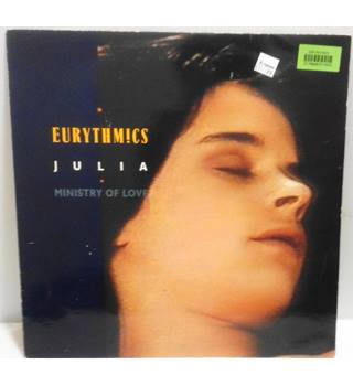 Eurythmics ‎– Julia - Vinyl