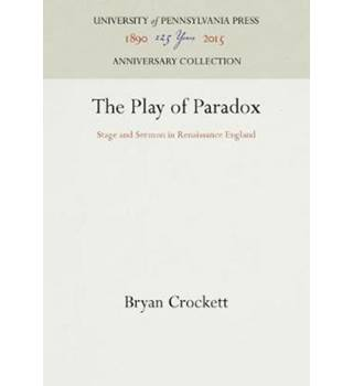 The Play of Paradox