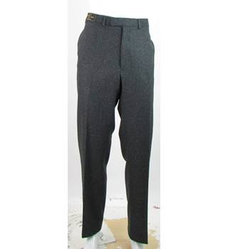 "BNWOT - M&S Collection - Size: 40""/33"" - Charcoal Grey - Wool Mix - Trousers"