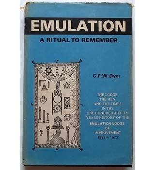 Emulation. A Ritual to Remember.