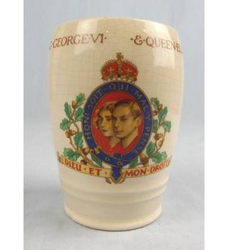 george vi and queen elizabeth coronation cup