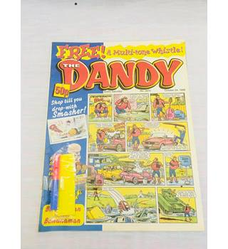 The Dandy Comic From February 24th 1998. No: 2970.