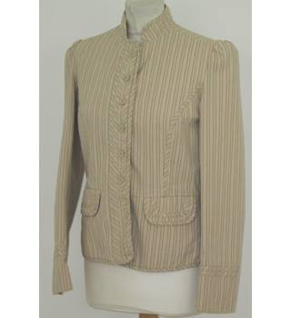 Gap Size 6 Beige Jacket