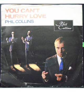 You Can't Hurry Love - Phil Collins - VS 531