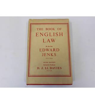 The Book of English Law