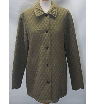 Barbour size: 10 green smart jacket/coat | Oxfam GB | Oxfam's Online Shop