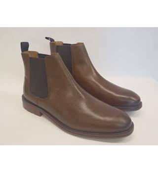 agreatvarietyofmodels new lower prices sale M&S brown Chelsea boots M&S Marks & Spencer - Size: 9 - Brown - Chelsea /  ankle boots   Oxfam GB   Oxfam's Online Shop