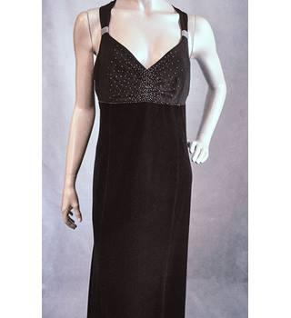 various styles shop pre order Kaliko Evening Gown Kaliko - Size: 16 - Brown | Oxfam GB | Oxfam's Online  Shop