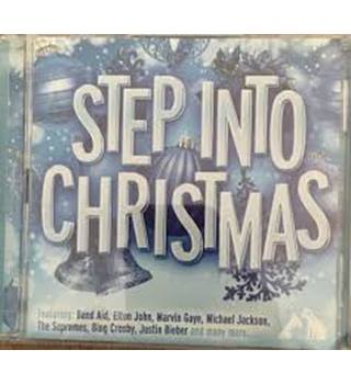 Elton John Step Into Christmas.Step Into Christmas 2 X Cd 2016 Elton John Ariana Grande Vamps Squeeze Sealed Various Oxfam Gb Oxfam S Online Shop