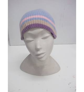 b1e08a15980 Ted Baker - Size  Not Specified - Multi-coloured Wool Hat