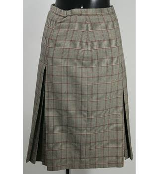0736e3be1 Vintage Laird-Portch of Scotland Skirt - Multi - Size 14 Laird-Portch of