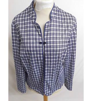 4ac5dff38 Vintage Jacket Style Top by Lazarus Of London. 12. Lazarus Of London. -