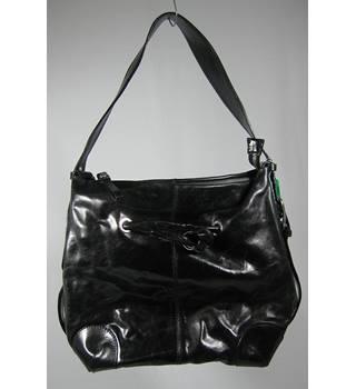 7b22a8dd733 Nicoli Leather Tote Bag - Black - Size M Nicoli - Size  M - Black