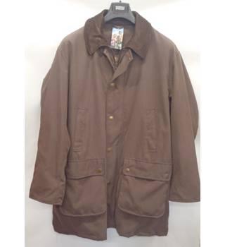 007aff3ab363 Men s Brown jack Murphy Coat Jack Murphy - Size  L - Brown - Trenchcoat