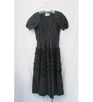 9c2d749c8d1 Vintage Susan Small - Size  S - Black - Long dress