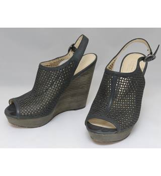 216055c6530e Cool mesh Wedge shoes from Coach