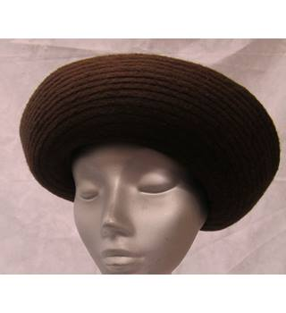 bbe16801352 Vintage brown hat Jacoll - Size  M - Brown