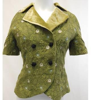 907c629596 Emporio Armani - Size  S - Green - Vintage Jacket