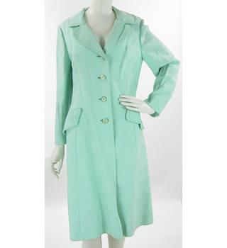 2eafde790d8 VINTAGE County Clothes of Cheltenham Mono London - Size  10 - Eau de Nil