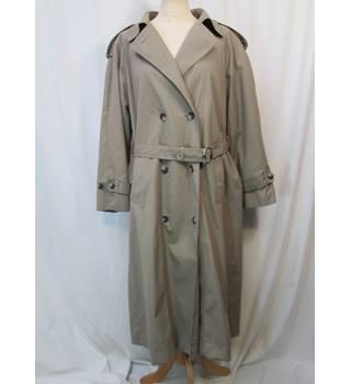aceebb88c15d Dannimac - Size  12 14 - Beige - Classic Trenchcoat