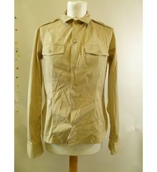 4a5d49806c2 Ralph Lauren Camel Shirt size 10