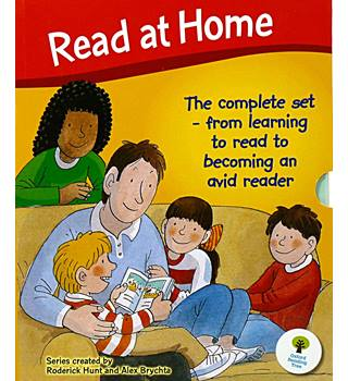 Oxford Reading Tree: Read at Home Complete Collection, 31 book set | Oxfam  GB | Oxfam's Online Shop
