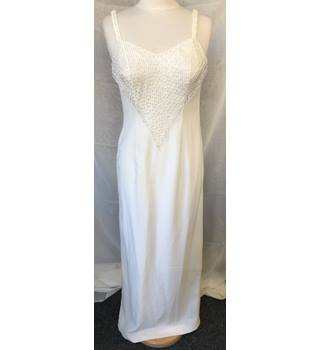b0a7a381367 Kelsey Rose Wedding Dress Kelsey Rose - Size  12 - Cream   ivory