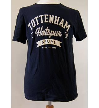 edb2bf98f Official Tottenham Hotspur T-shirt Official Tottenham Hotspur - Size  M -  Blue