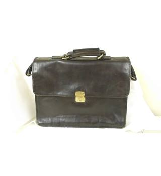 c3350f491 Vintage Hidesign Briefcase Hidesign - Size  Not specified - Brown -  Briefcase