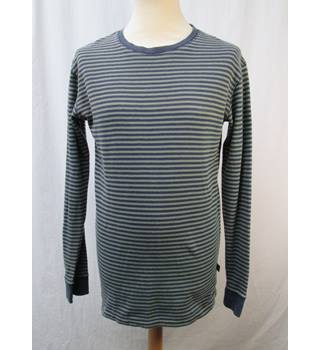 5c1c82929 Kronstadt - Size  M - Blue and green - Long sleeved Top