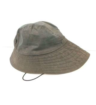 7f5f6f47a712b Barbour Souwester Waxed Hat Vintage Barbour - Size  Not specified - Green -  Peaked cap